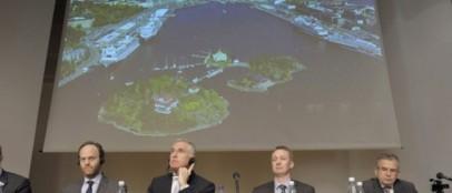 Annonce de la construction d'un musée Guggenheim à Helsinki.